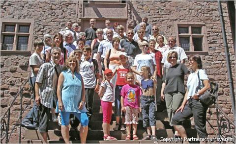 Ausflug ins Elsaß 2006 1