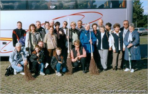 Ausflug nach Bad Winsheim