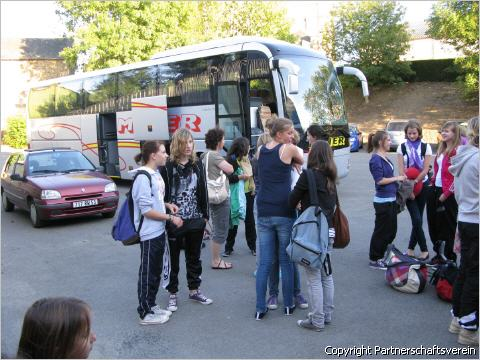 Busfahrt 2