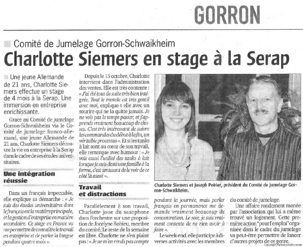 Courrier de la Mayenne 5