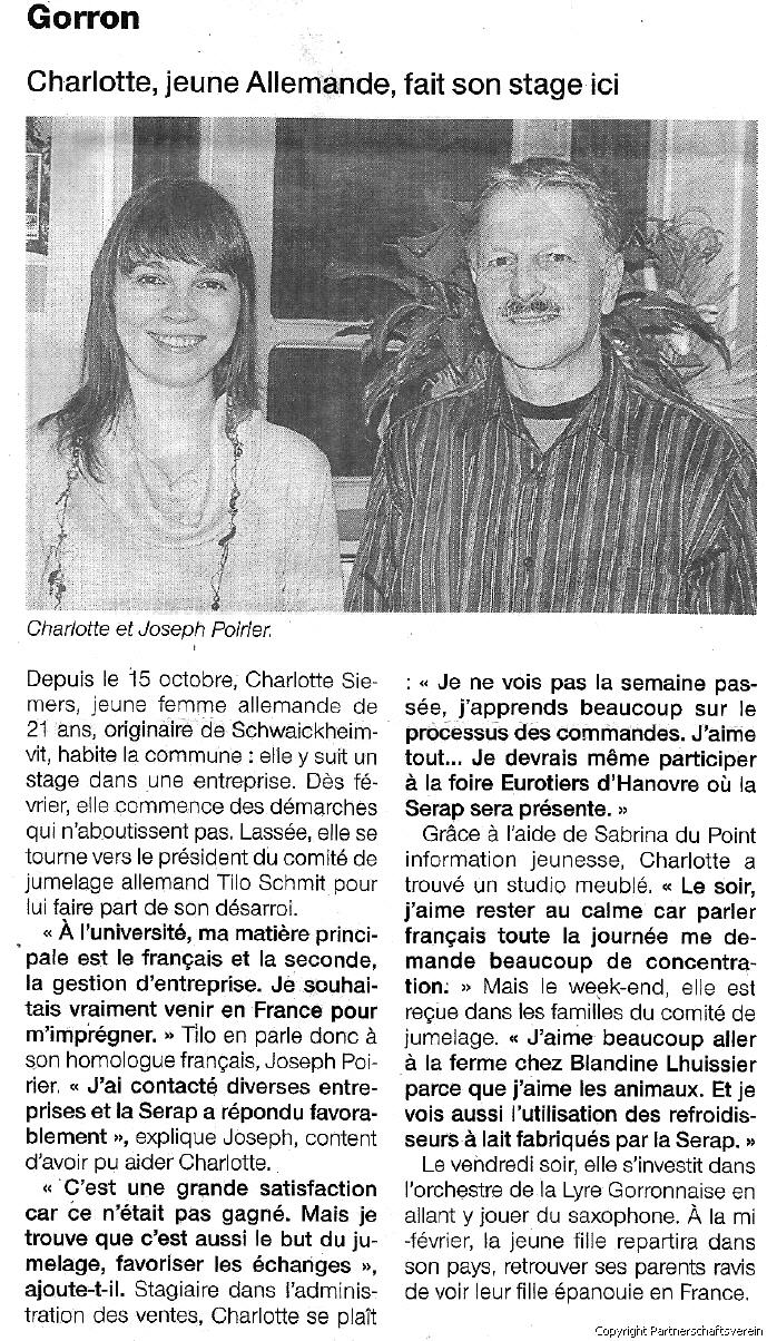 Courrier de la Mayenne 6