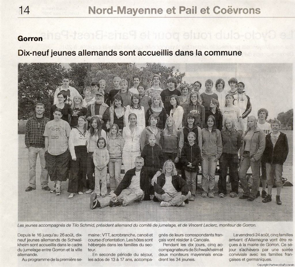 Courrier de la Mayenne 7