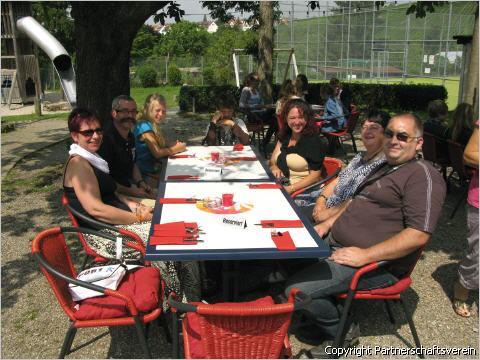 Essen in Untertürkheim