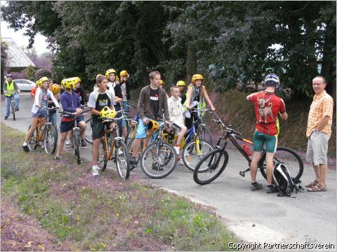 Fahrradtour 1