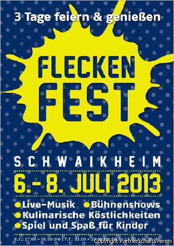 Fleckenfest 2