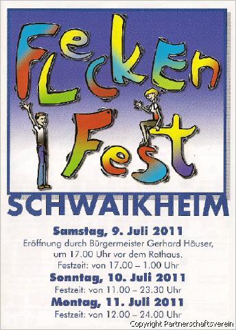 Fleckenfest 3