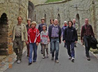 Wanderung durchs Leutelbachtal 2006 3