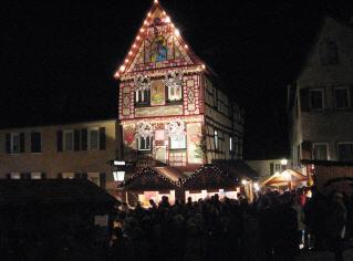 Weihnachtsmarkt Bad Wimpfen 3